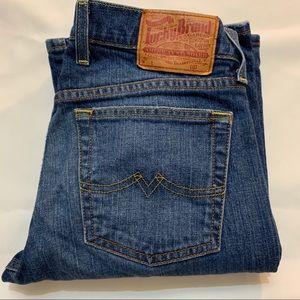Lucky Brand Sweet N Low Jean